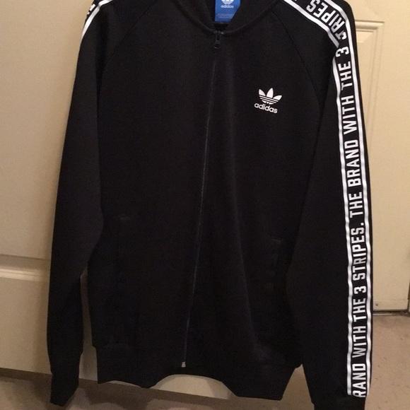 "Brand The Adidas ""the With Jacket Stripes"" Three xWdBorCe"